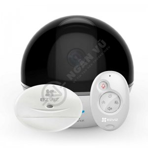 Camera Wifi 2MP Ezviz C6T with RF