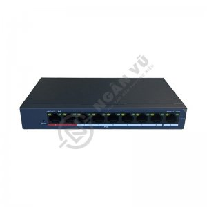 Switch mạng PoE 8 cổng HDS-SW108POE/M