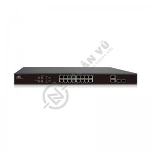 Switch PoE Uniview NSW2010-16T2GC-POE-IN
