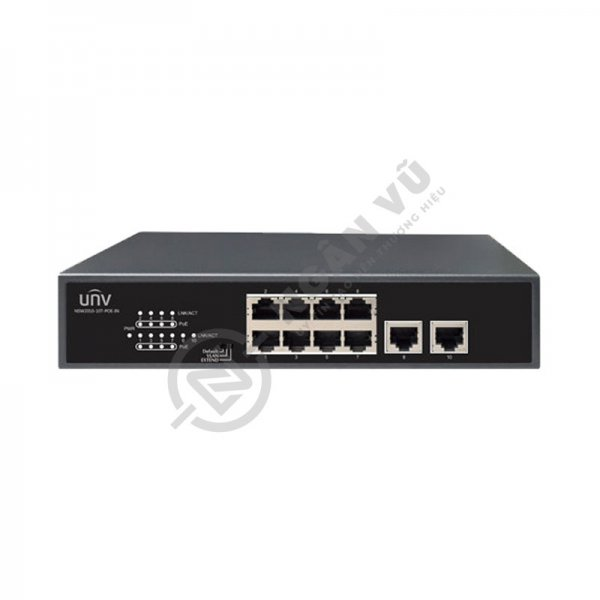 Switch PoE Uniview NSW2010-10T-POE-IN